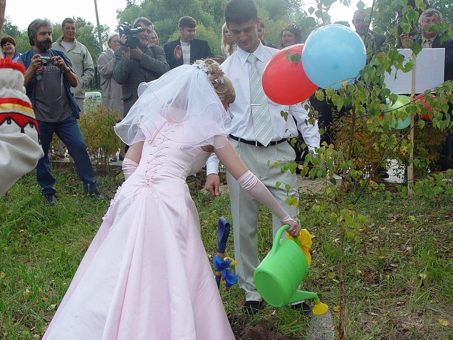 Обряды проводимые на свадьбу